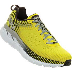 Hoka One One M's Clifton 5 Running Shoes evening primrose/nine iron